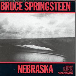 Bruce Springsteen - Nebraska CD (album) cover
