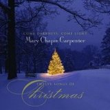 Mary Chapin Carpenter - Come Darkness, Come Light CD (album) cover