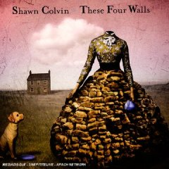 Shawn Colvin - These Four Walls CD (album) cover