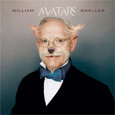 WILLIAM SHELLER - Avatars CD album cover