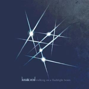 LUNATIC SOUL - Walking On A Flashlight Beam CD album cover