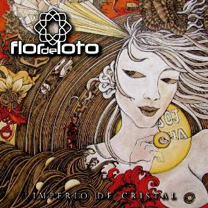 Flor De Loto - Imperio De Cristal CD (album) cover