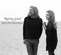 Alison Krauss - Raising Sand (with Robert Plant) CD (album) cover