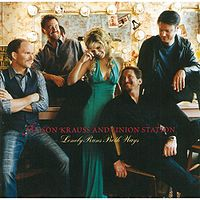 Alison Krauss - Lonely Runs Both Ways CD (album) cover
