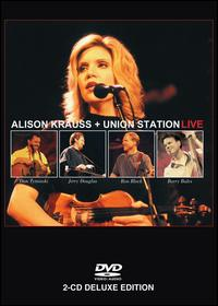 Alison Krauss - Live (with Union Station) DVD (album) cover
