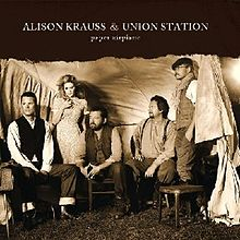Alison Krauss - Paper Airplane CD (album) cover