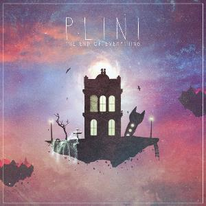 Plini - The End Of Everything CD (album) cover