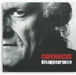 COPERNICUS - Disappearance CD album cover