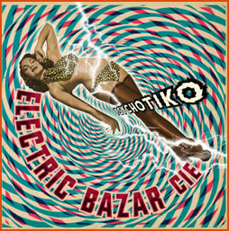 ELECTRIC BAZAR CIE - Psychotico CD album cover