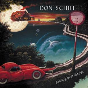 Don Schiff - Peering Over Clouds CD (album) cover