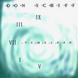 Don Schiff - Timeless CD (album) cover