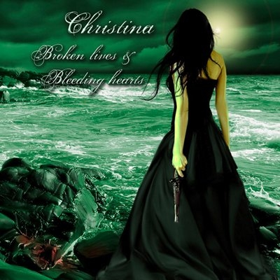 CHRISTINA BOOTH - Broken Lives And Bleeding Hearts CD album cover