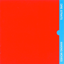 Dire Straits - Making Movies CD (album) cover