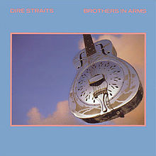 DIRE STRAITS - Brothers In Arms CD album cover