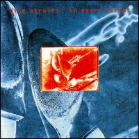 DIRE STRAITS - On Every Street CD album cover