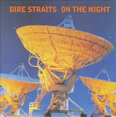 Dire Straits - On The Night CD (album) cover