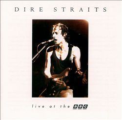 Dire Straits - Live At The BBC CD (album) cover