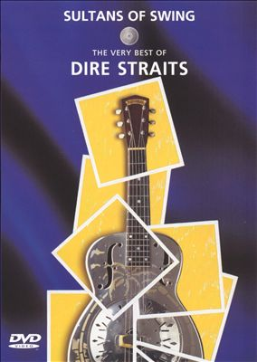 Dire Straits - Sultans Of Swing DVD (album) cover