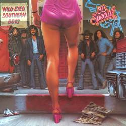 .38 Special - Wild-eyed Southern Boys CD (album) cover