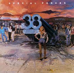 .38 Special - Special Forces CD (album) cover