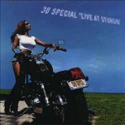 .38 Special - Live At Sturgis CD (album) cover