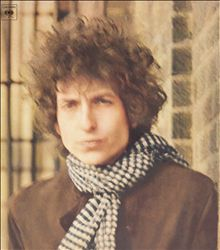 BOB DYLAN - Blonde On Blonde CD album cover