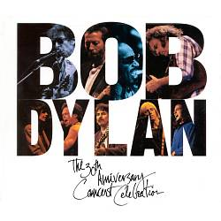 BOB DYLAN - The 30th Anniversary Concert Celebration CD album cover