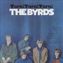 The Byrds - Turn! Turn! Turn! CD (album) cover