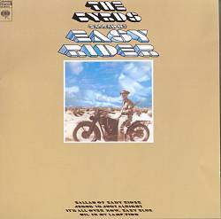 The Byrds - Ballad Of Easy Rider CD (album) cover