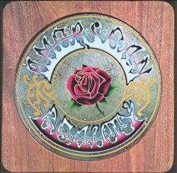 GRATEFUL DEAD - American Beauty CD album cover