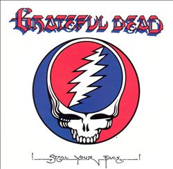 Grateful Dead - Steal Your Face! CD (album) cover