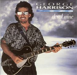 George Harrison - Cloud Nine CD (album) cover