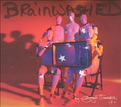 George Harrison - Brainwashed CD (album) cover