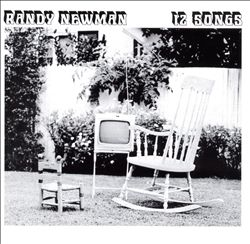 RANDY NEWMAN - 12 Songs CD album cover