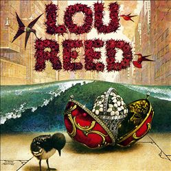 Lou Reed - Lou Reed CD (album) cover