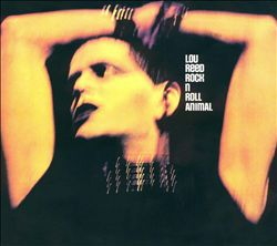 Lou Reed - Rock N' Roll Animal CD (album) cover
