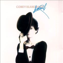 Lou Reed - Coney Island Baby CD (album) cover