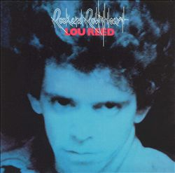 Lou Reed - Rock And Roll Heart CD (album) cover