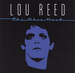 Lou Reed - The Blue Mask CD (album) cover