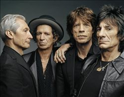 THE ROLLING STONES image groupe band picture