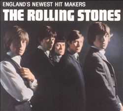 The Rolling Stones - The Rolling Stones (england's Newest Hit Makers) CD (album) cover