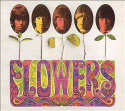 The Rolling Stones - Flowers CD (album) cover