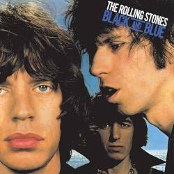 The Rolling Stones - Black And Blue CD (album) cover