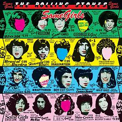 The Rolling Stones - Some Girls CD (album) cover