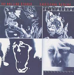 The Rolling Stones - Emotional Rescue CD (album) cover