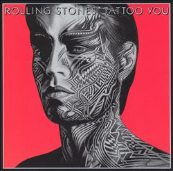 The Rolling Stones - Tattoo You CD (album) cover