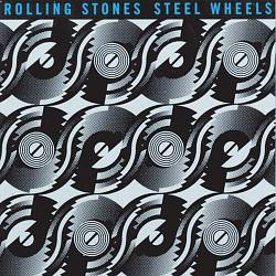 The Rolling Stones - Steel Wheels CD (album) cover