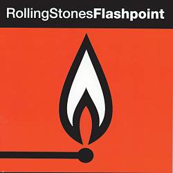 The Rolling Stones - Flashpoint CD (album) cover