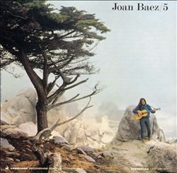 Joan Baez - Joan Baez 5 CD (album) cover