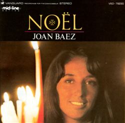 Joan Baez - Noel CD (album) cover